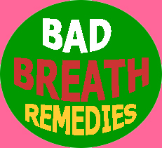 Bad Breath Remedies