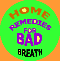 Dental Pro 7 Home Remedies for Bad Breath