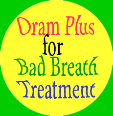 Oram Plus for Bad Breath Treatment