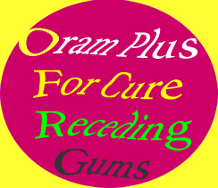Oram Plus for Cure Receding Gums
