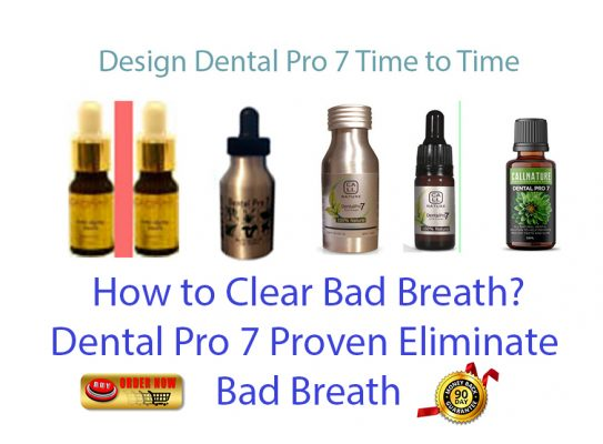 How to Clear Bad Breath at California